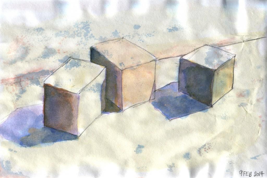 Block practice 7