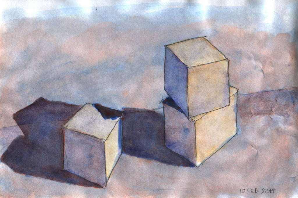 Block practice 8
