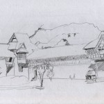 India Travel Sketches