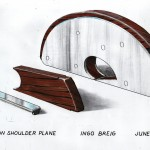 Half Moon Shoulder Plane