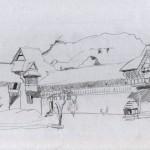 India Travel Sketches